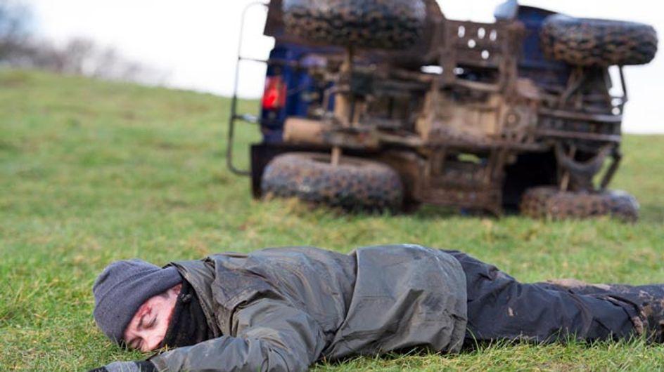Hollyoaks 20/02 - Will John Paul help his attacker?
