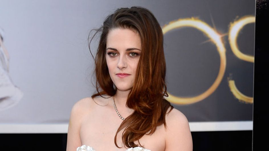 "Kristen Stewart shares her ""embarrassing"" poetry"
