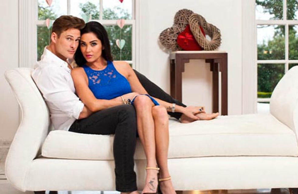 Lee Ryan and Jasmine Waltz claim to be in love