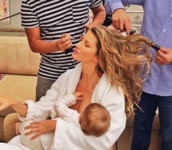 Victoria's Secret? Making mums breastfeed their babies in alleyways