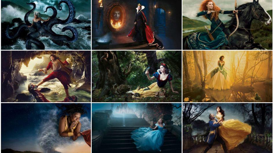 Le star formato Disney: da Beyoncé-Alice a JLO-Jasmine, le celebrities da favola