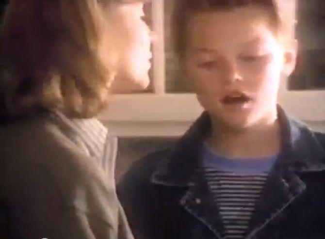 Leonardo DiCaprio pour Kraft