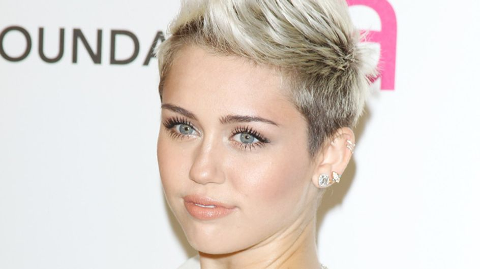 Miley Cyrus has a secret boyfriend living in London