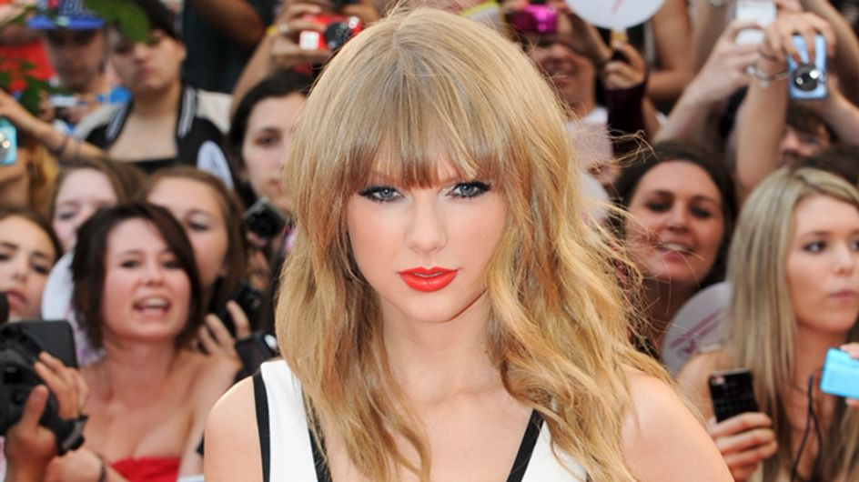Taylor Swift chops her long hair into bob