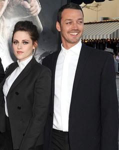 Kristen Stewart und Rupert Sanders