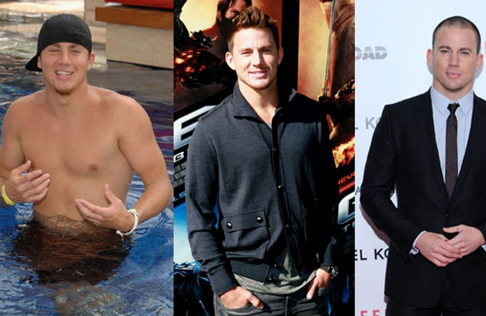 The Many Times That Channing Tatum Stole Our Heart