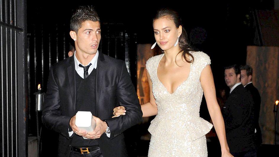 Irina Shayk y Cristiano Ronaldo, la pareja más sexy del fútbol