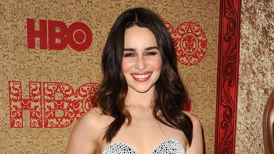 Game of Thrones star Emilia Clarke voted AskMen's Most Desirable Woman of 2014!