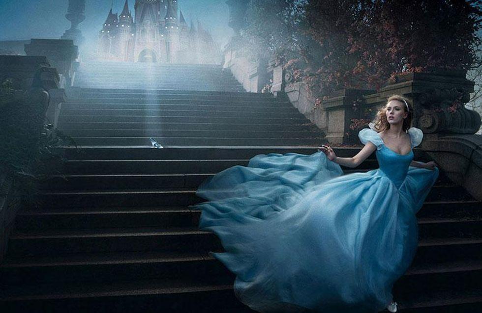 Quand les stars se mettent dans la peau de personnages Disney
