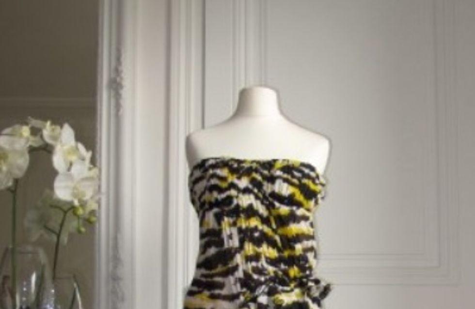 """Avec """"C'est ma robe"""", louez votre robe du soir sur Internet"""