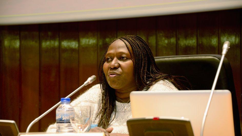 "Fatou Secka: ""He sufrido amenazas pero ninguna ha podido paralizarme"""