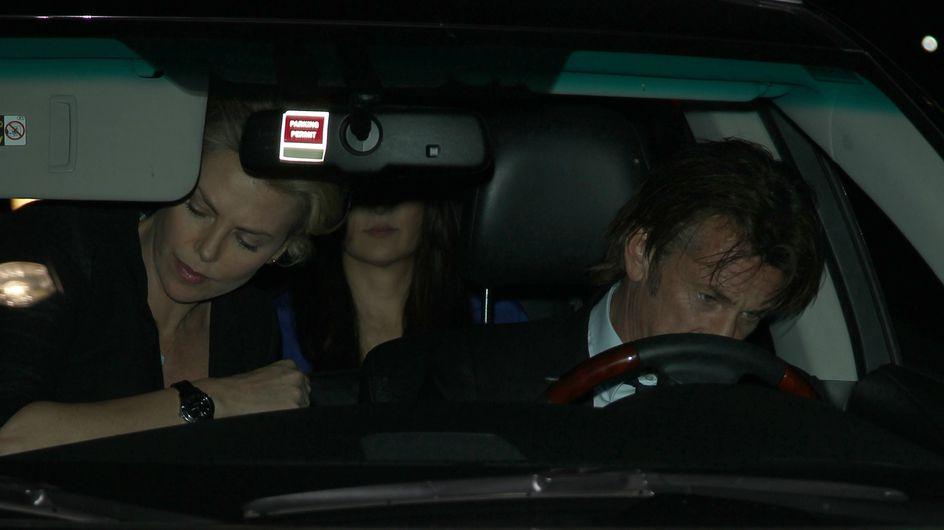 Charlize Theron-Sean Penn innamorati: le foto