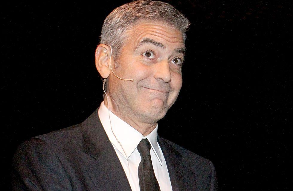 5 choses complètement fausses qui se disent sur George Clooney (on a vérifié)