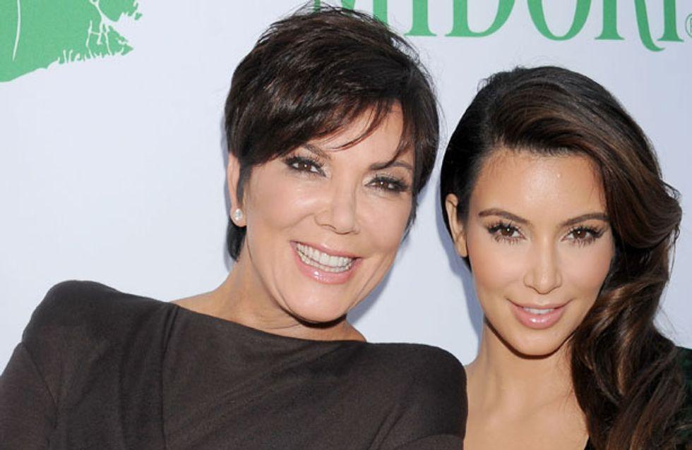 Kris Jenner put gagging order on the Kardashian family
