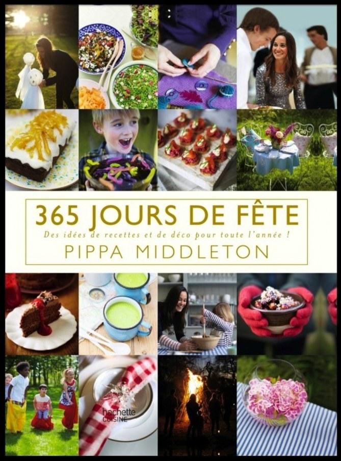 365 Jours de Fête signé Pippa Middleton
