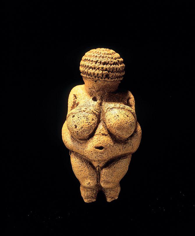 25.000 v. Christus: Venus von Willendorf: Üppige Rundungen
