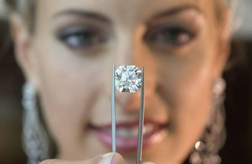 È australiano uno dei diamanti più grandi del mondo