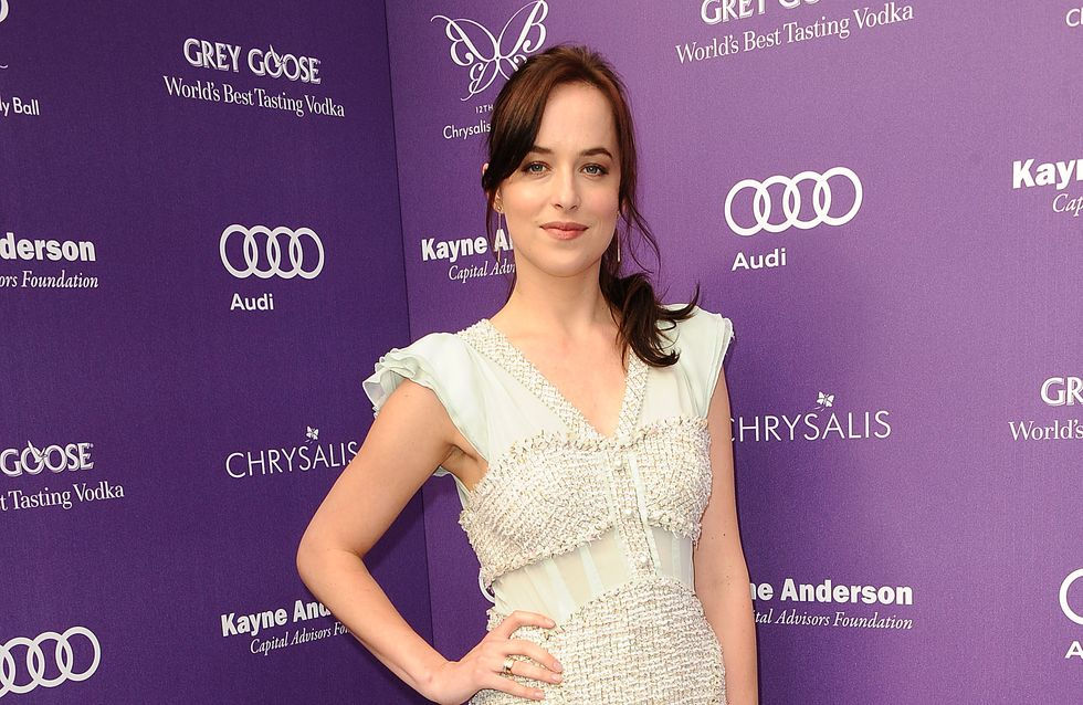 Dakota Johnson findet Rolle in 'Fifty Shades of Grey' ein wenig langweilig