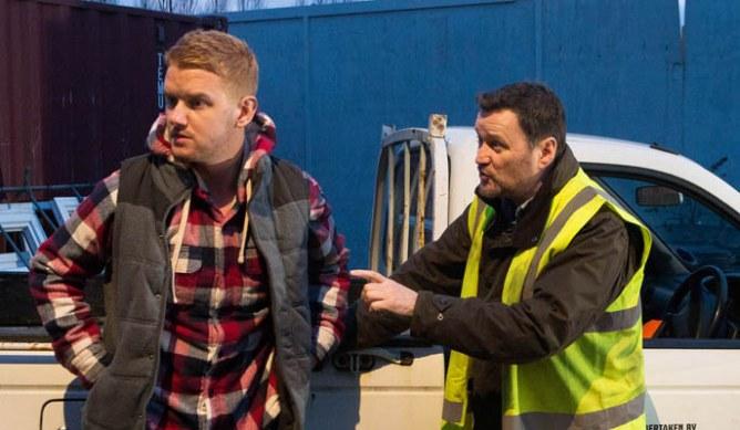 Gary and Owen panic