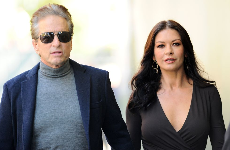 Michael Douglas y Catherize Zeta-Jones renovarán sus votos matrimoniales