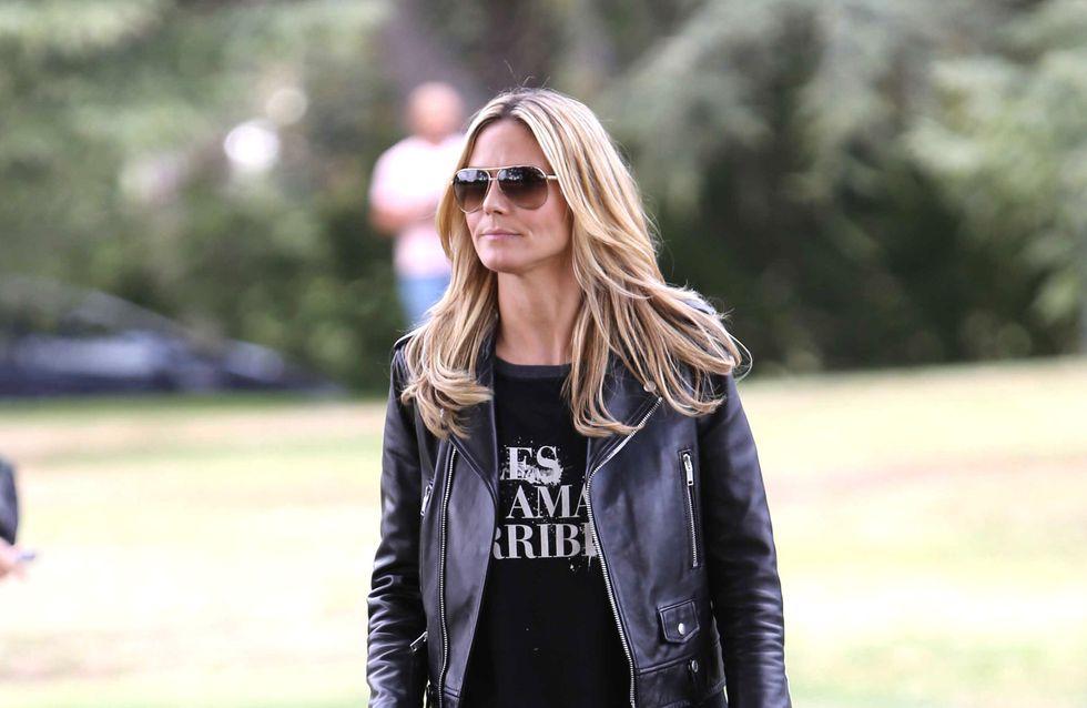Germany's Next Topmodel 2014: Ist Heidi Klum zu fett?