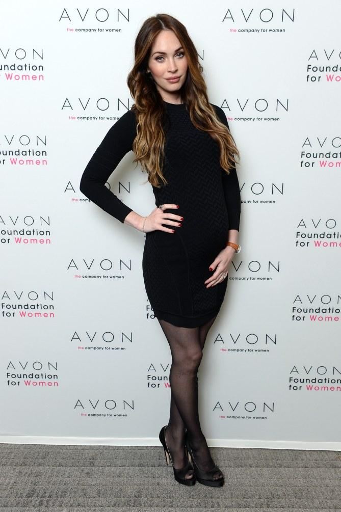 Megan Fox pendant sa grossesse