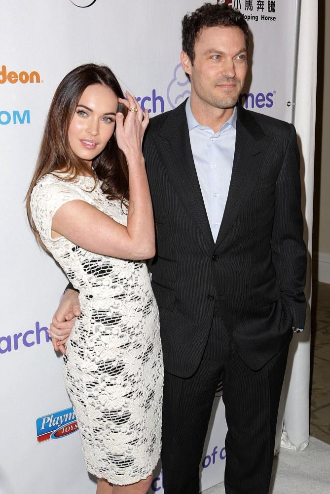 Megan Fox e Brian Austin-Green