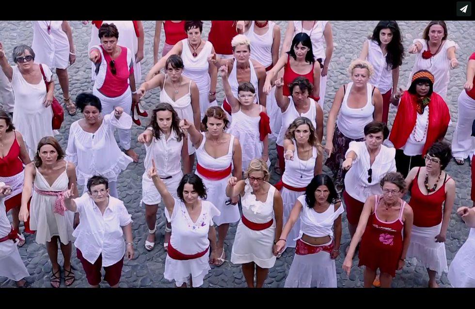 Steht auf und tanzt zum Valentinstag! Das beste Video gegen Frauengewalt
