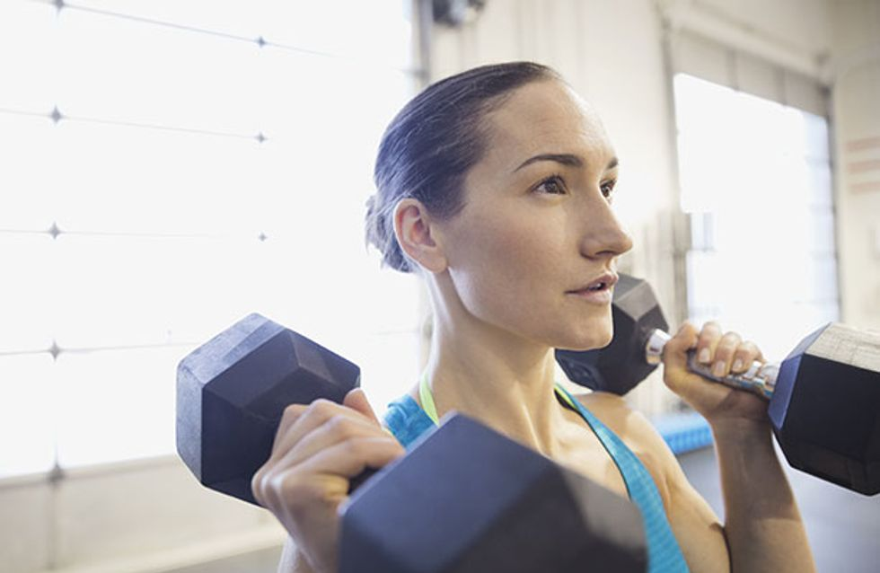 Why Weight Training Is The Best Workout There Is
