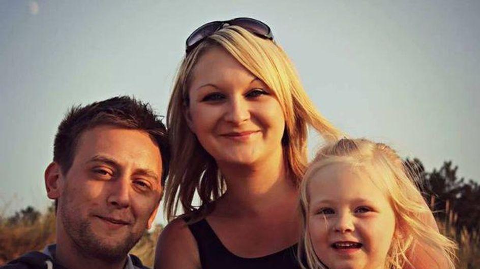 O que esse pai em estado terminal deixou para a mulher e filha foi muito mais que uma carta