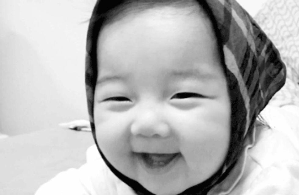 10 Babys, die wir am liebsten sofort abknutschen wollen!