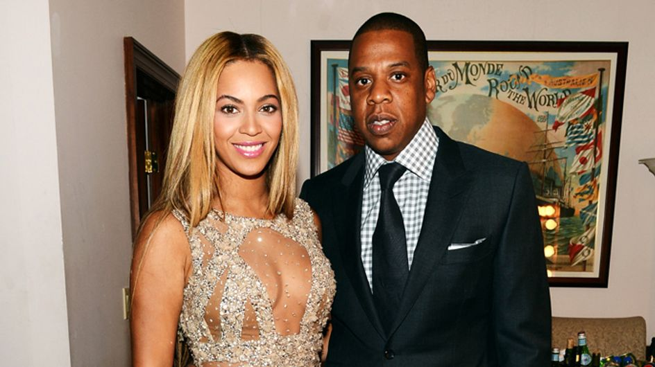 Guess what Jay-Z bought Beyoncé for Valentine's Day!