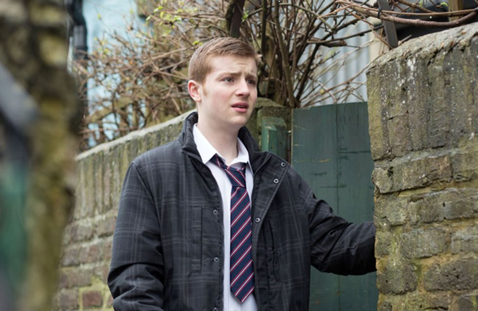 Eastenders 28/02 – Liam searches for help