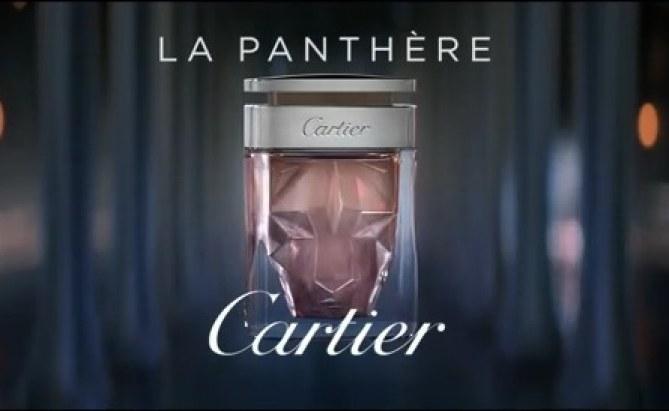 La panthère, nouveau parfum Cartier