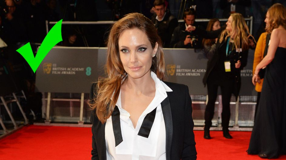 Aciertos y errores en la alfombra roja de los BAFTA 2014