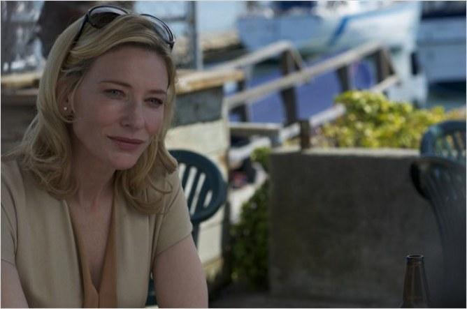 Cate Blanchett dans Blue Jasmin