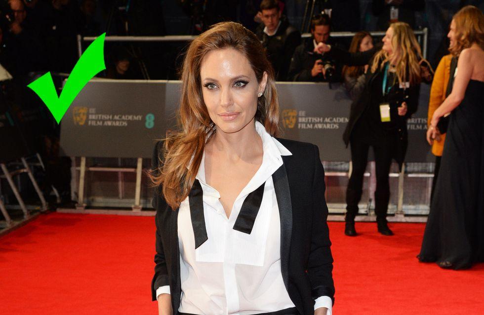Die BAFTA 2014: Star-Aufmarsch in London