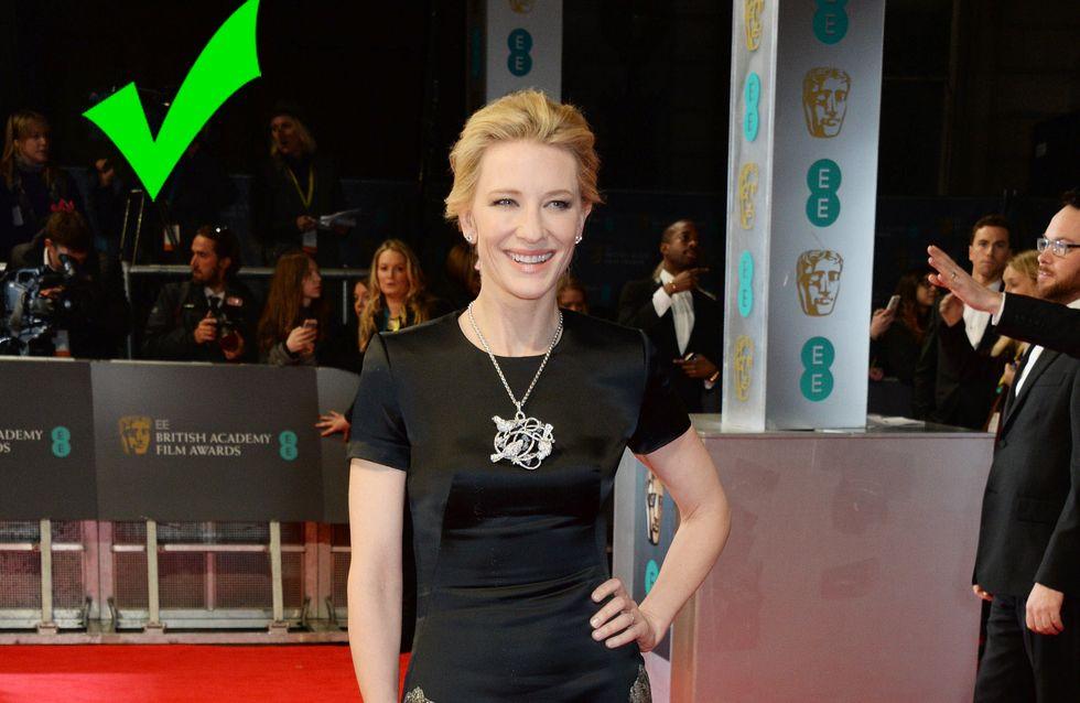 BAFTA 2014 : Jennifer Lawrence et Cate Blanchett sacrées meilleures actrices