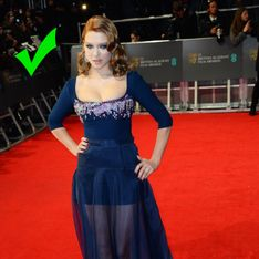 BAFTA 2014 : Léa Seydoux star du tapis rouge (photos)