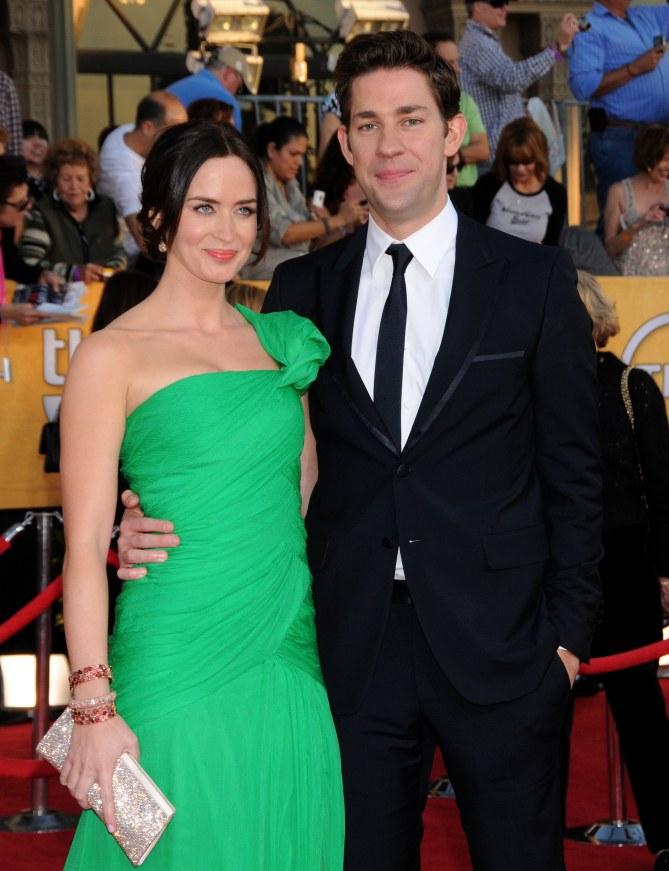 Emily Blunt e John Krasinski