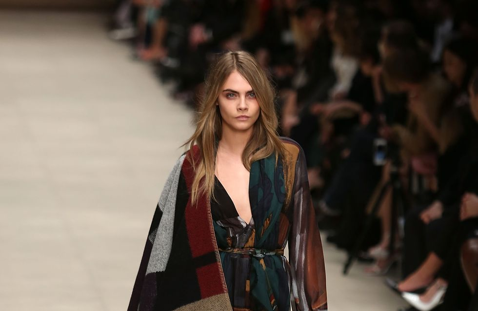Burberry Prorsum domina la London Fashion Week