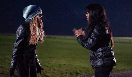 Gemma and Bell argue