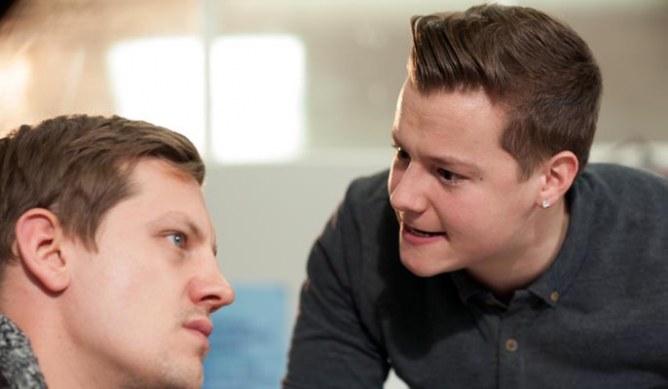 Robbie knows John Paul wanted Finn to die