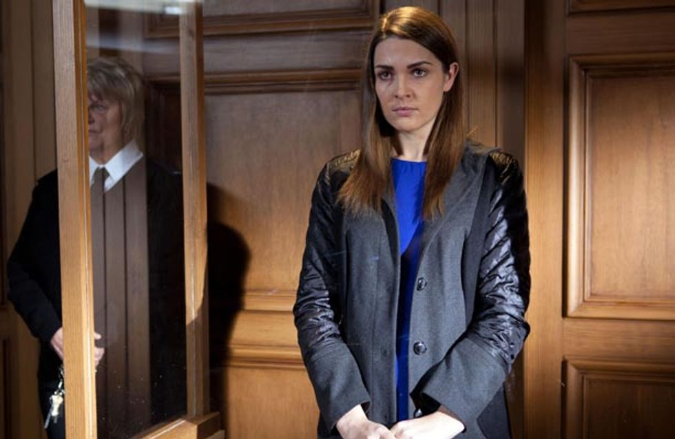 Hollyoaks 27/02 - What will Maxine do?