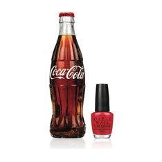 Coca-Cola et O.P.I : Une collaboration au programme