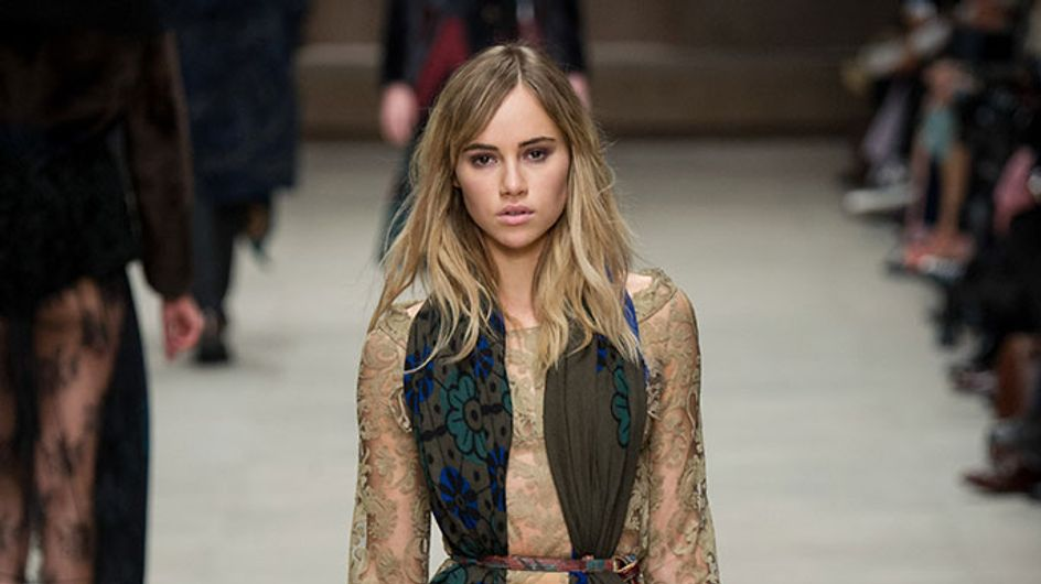 The Best Things About The Latest Burberry Show