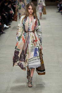 Burberry Prorsum London Fashion Week autumn/winter 2014