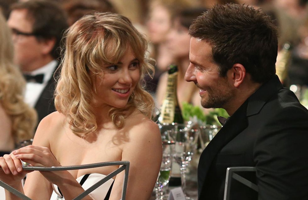 "Bradley Cooper thinks Suki Waterhouse is ""the one"""