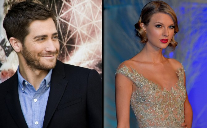 Jake Gyllenhaal e Taylor Swift