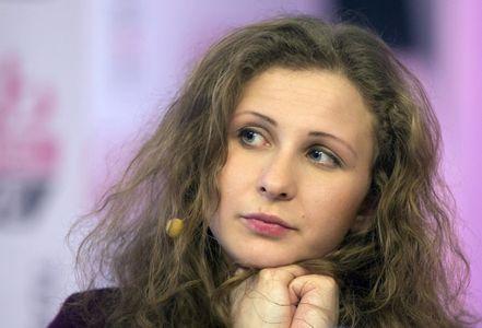 Pussy Riot Mitglied Marija Aljochina